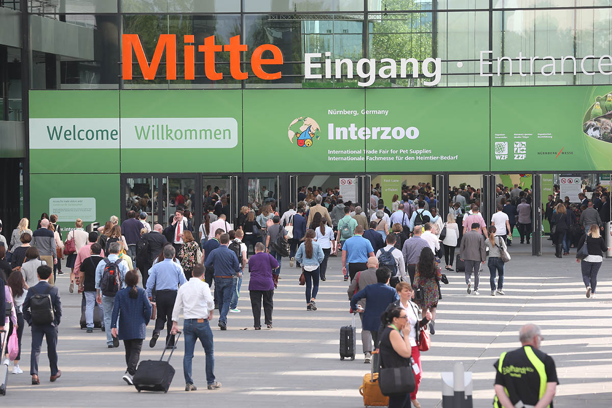 Interzoo-The nuremberg pet exhibition