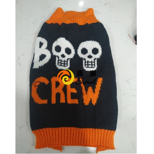 Halloween Pet sweater