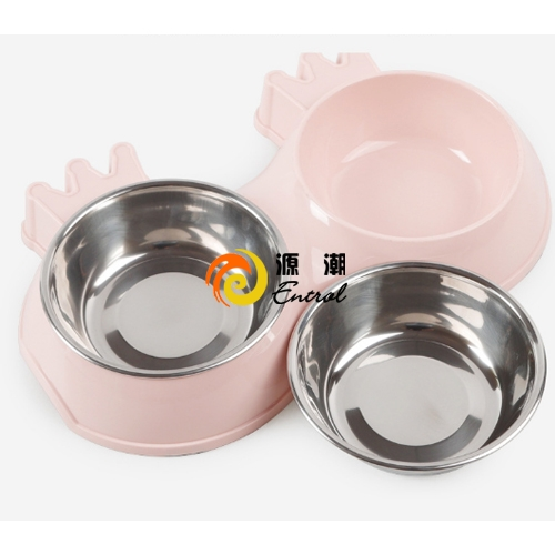 Stainless PP Pet bowl